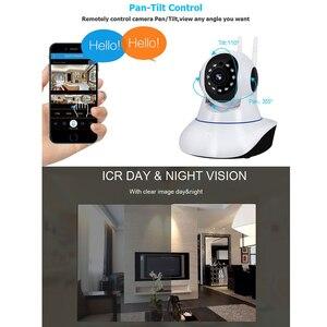 Image 4 - HD 3MP 1080P 무선 IP 카메라 와이파이 1536P 홈 보안 감시 카메라 CCTV 베이비 카메라 스마트 자동 추적