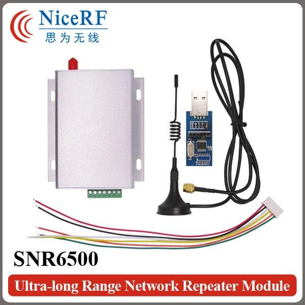 2 комплекта snr6500 433 мГц RS485 5 Вт 37dBm промышленных Класс GFSK wirelesstransceiver с присоской Телевизионные антенны