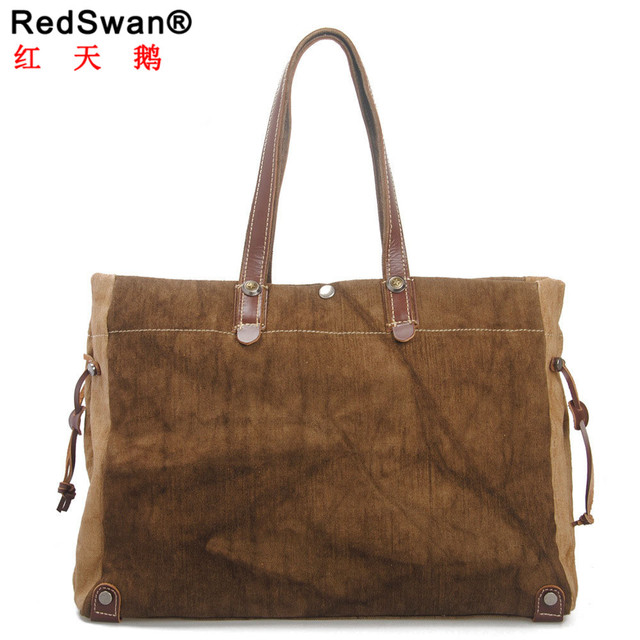 ec5adb7d45 100% washed canvas designer handbags high quality low prices shoulder bag  women messenger bags tote