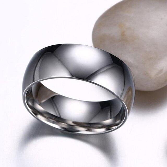 CAR2 925 argento Lucido del fronte delle donne anello hanno USA formato 6 7 8 9 per le donne e uomo gioielli in argento regalo