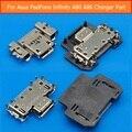 Genuína carregador usb porta para asus padfone infinity a80 a86 mirco usb data de carregamento jack tomada para asus padfone s x t00n PF500KL