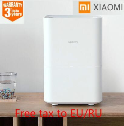 Humidificateur d'origine Xiaomi Smartmi pour votre maison amortisseur d'air UV germicide arôme huile essentielle données Smartphone APP contrôle