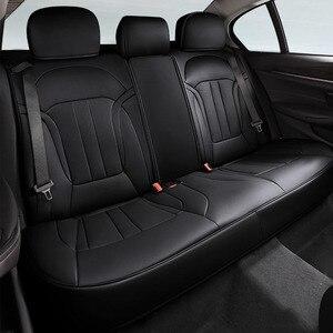 Image 4 - Auto Glauben sitz abdeckung Für Toyota corolla chr RAV4 prius auris avensis land cruiser prado 150 zubehör abdeckungen für auto sitze