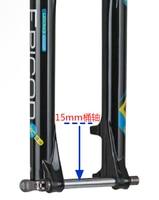 SR SUNTOUR EPICON bike suspension fork repair tool 15mm Quick release Barrel shaft