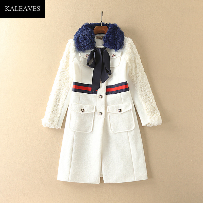 White Wool Coats for Women Promotion-Shop for Promotional White