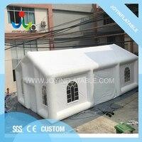 Гигантская большая партия вечерние событие надувной шатер куб палатка из Китая для четырех сезонов
