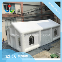Giant Large Party Event Inflatable Marquee Cube Tent from China For Four Season