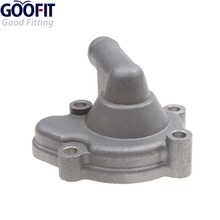 GOOFIT Water Pump Cover for CF250cc Water-cooled ATV Go Kart Moped & Scooter F039-021