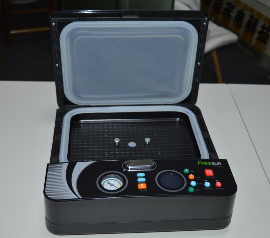 3D Sublimation Phone Case Heat Transfer Machine 3D Vacuum Heat Press Machine All Sublimation Phone Cases ST-2030
