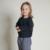 1-5 Años de Muchachas Suéter de Invierno de Los Niños Ocasional de Punto Conejo Niños Bebés niños Suéteres Ropa 3 Color Lindo Niñas Suéteres de moda