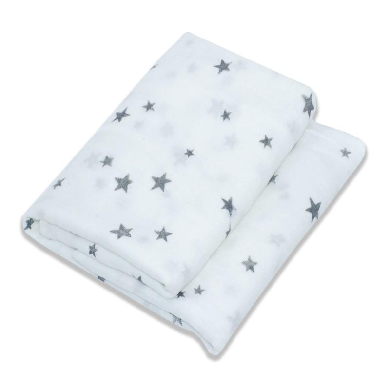 Baby Blankets Baby Swaddle Muslin Blanket Multi-use Newborn Swaddle Muslin Infant Gauze Both Towel Baby Warp