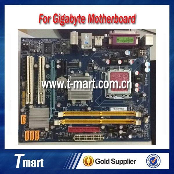 ФОТО 100% working Desktop motherboard for Gigabyte GA-945GCM-S2L GA-945GCM-S2C System Board fully tested