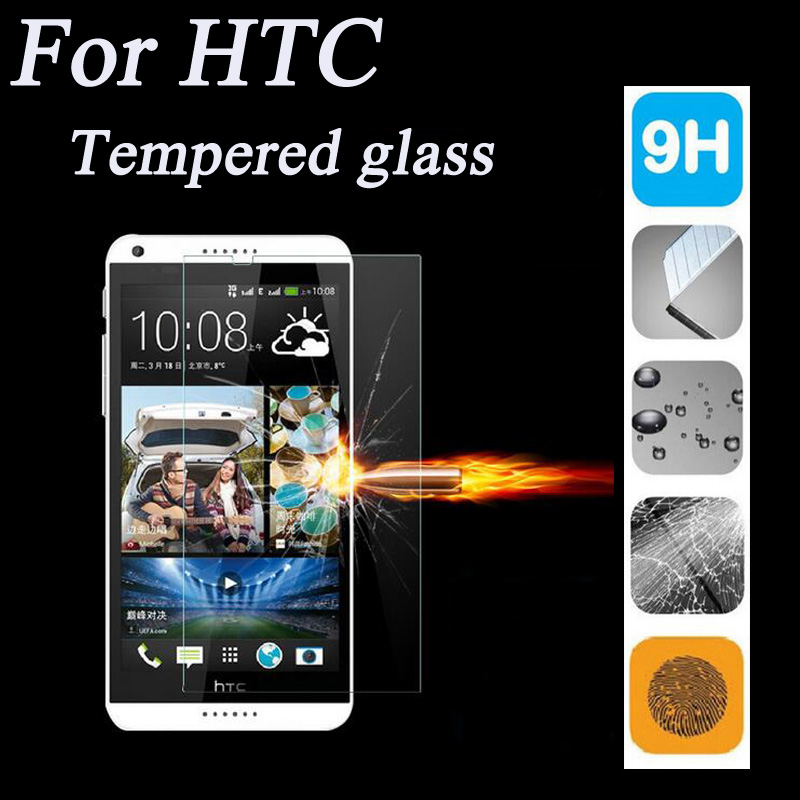 YSH Cell Phone Accessories 100 PCS for Huawei Honor 8 0.26mm 9H Surface Hardness 2.5D Explosion-Proof Tempered Glass Screen Film Screen Protector for Huawei