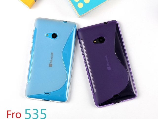 finest selection d307f 035bb US $2.56 |For Nokia Lumia 535 Cover,Gel Soft TPU Back Cover Case For  Microsoft Lumia 535,High Quality,Free Shipping on Aliexpress.com | Alibaba  Group