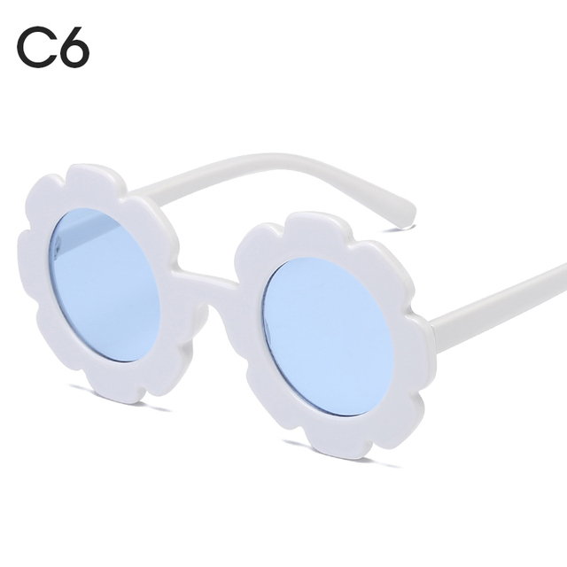 596c5dae6302 קנו בנות ' בגדים | Vintage Kids Sunglasses Child Sun Glasses Round ...