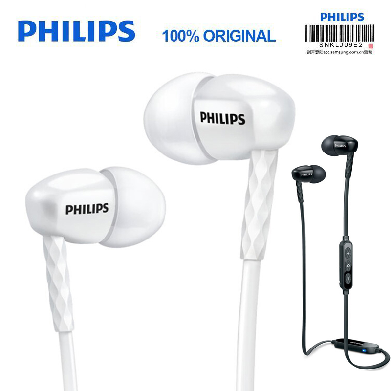 Philips SHB5850 Headband Wireless Headset with Bluetooth 4.1 Volume Control Lithium Polymer for Iphone X Official Verification