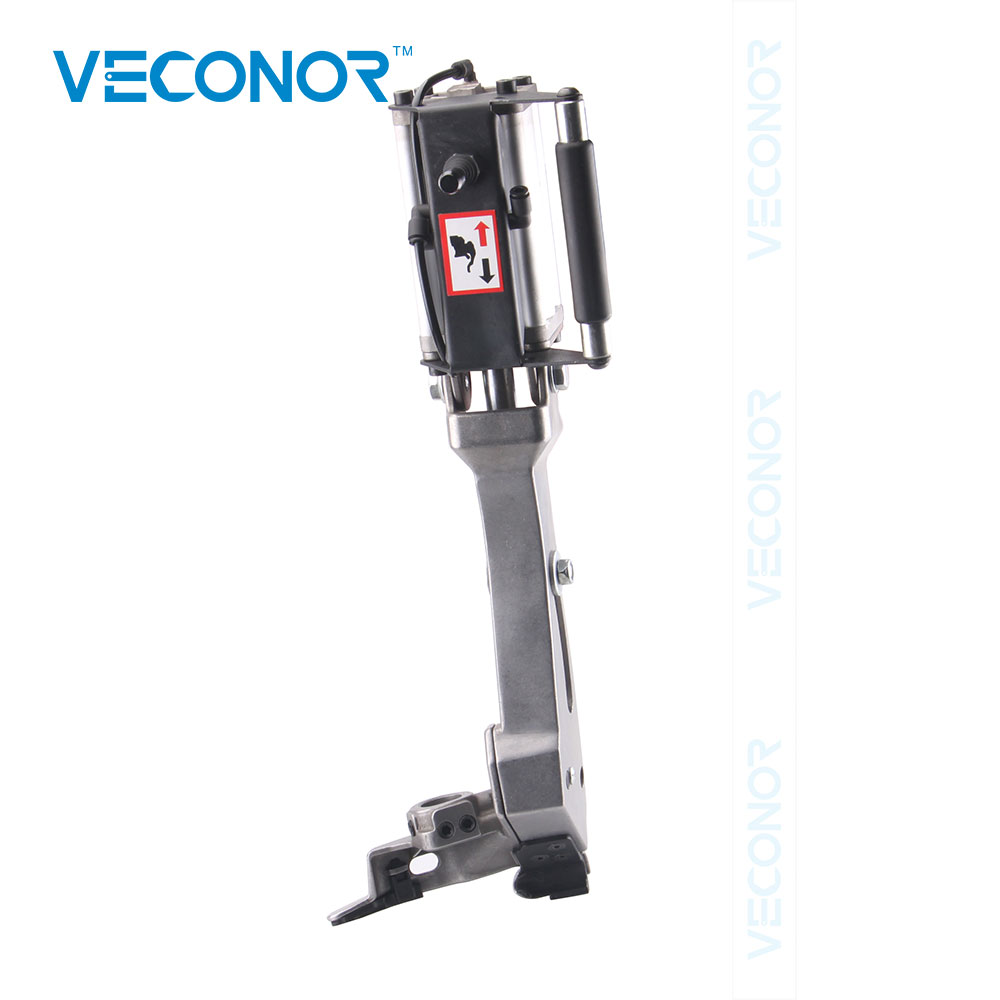 VECONOR Tyre changer leverless demount/duck head, leverless tool head, 28mm, 29mm or 30mm installation hole 28mm plastic demounting head with metal flange tyre changer accessory tyre changer tool head