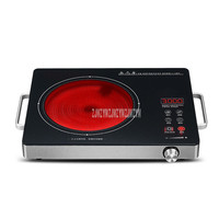 3000W 39*31cm Touch Control Electric Ceramic Stove Induction Cooker 180min Timing Power Adjusting No Radiation Cooktop JN 20A6B