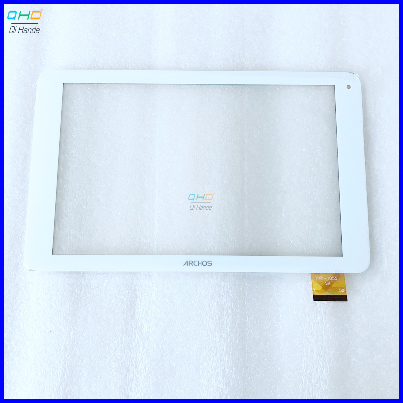 Black And White Color New For 10.1-inch Tablet Capacitive Touch Screen HXD-1055 Panel Glass Sensor Replacement ZPRD-1055