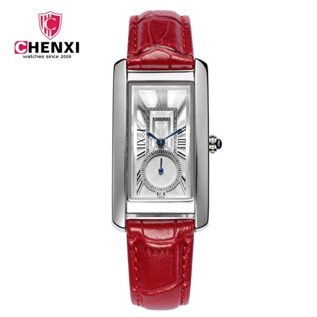 Fashion Women CHENXI Brand Water Resistant watch Luxury Sport Watches Analog Top Quartz Belt table Simple Wristwatch PENGNATATE