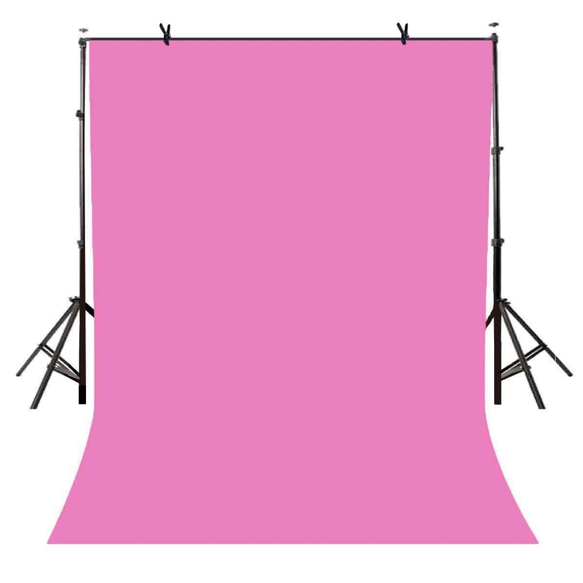 150x220cm Photography Studio Non-woven Backdrop Millennium Pink Solid Color Simple Background LY091