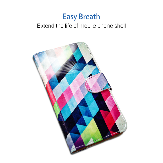 TAOYUNXI Flip Cases For LG G Pro Case Anti-knock PU Leather Covers F240 E986 E980 E988 Cover Wallet With Card Holster