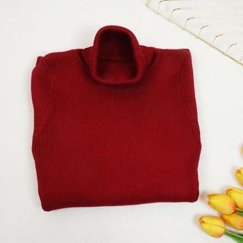 Новый осень-зима женское вязаное платье-свитер с высоким, плотно облегающим шею воротником платья леди тонкое облегающее платье с длинным рукавом, на пуговицах, для девочек платье Vestidos PP003 4