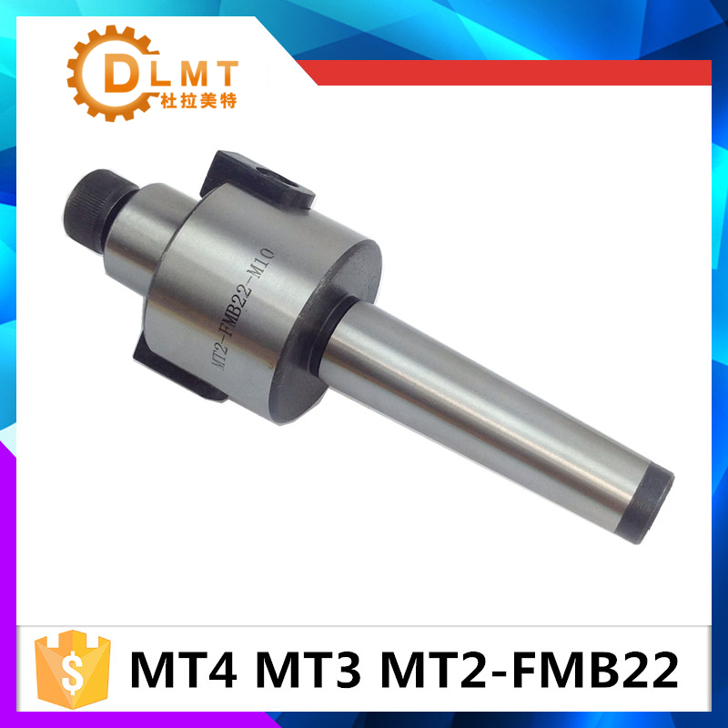 """MT3 FMB22 M12 MT4 FMB22 M16 MT2 FMB22 M10 """"Combi Shell Mill Arbor - Staklės ir priedai - Nuotrauka 2"""