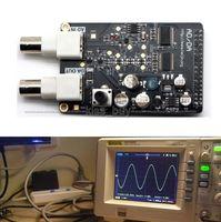 Tốc độ cao AD9708 AD9280 AD/DA Module FPGA Ban Phát Triển Vàng Đen