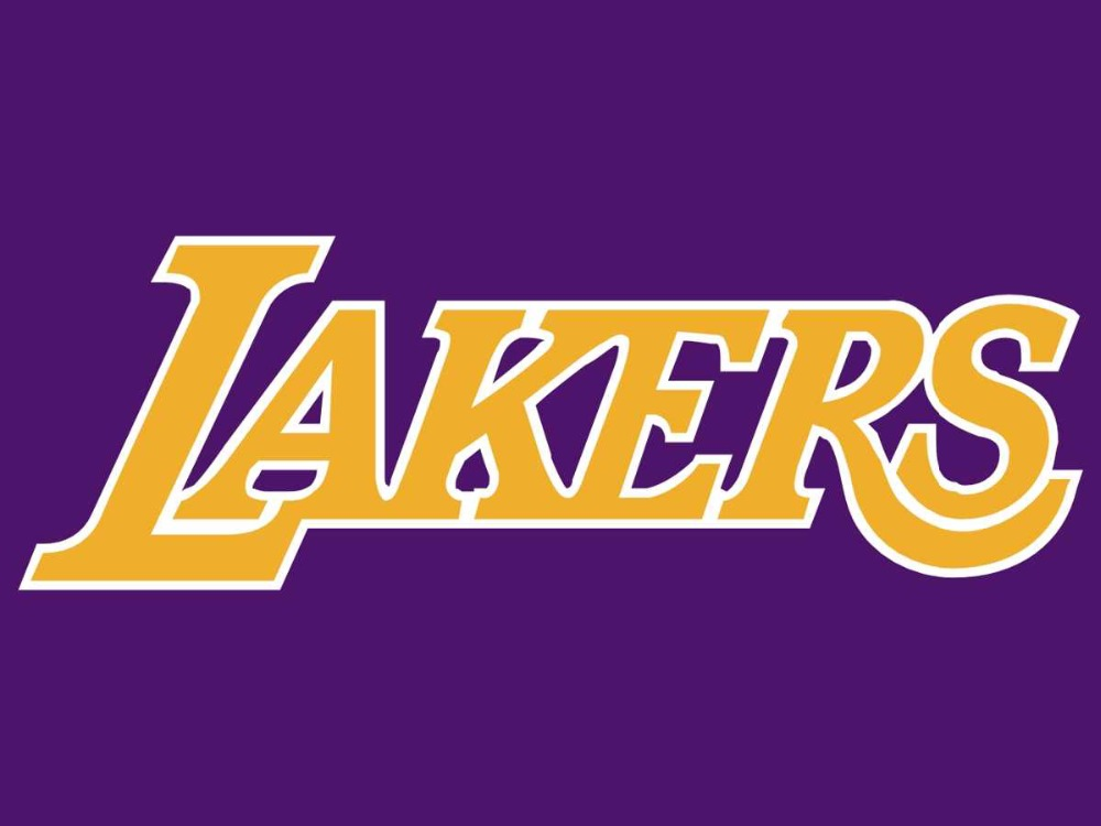Los angeles lakers logo flag 3ft x 5ft polyester banner 90x150cm los angeles lakers logo flag 3ft x 5ft polyester banner 90x150cm white sleeve with 2 metal grommets 31080 in flags banners accessories from home garden voltagebd Images