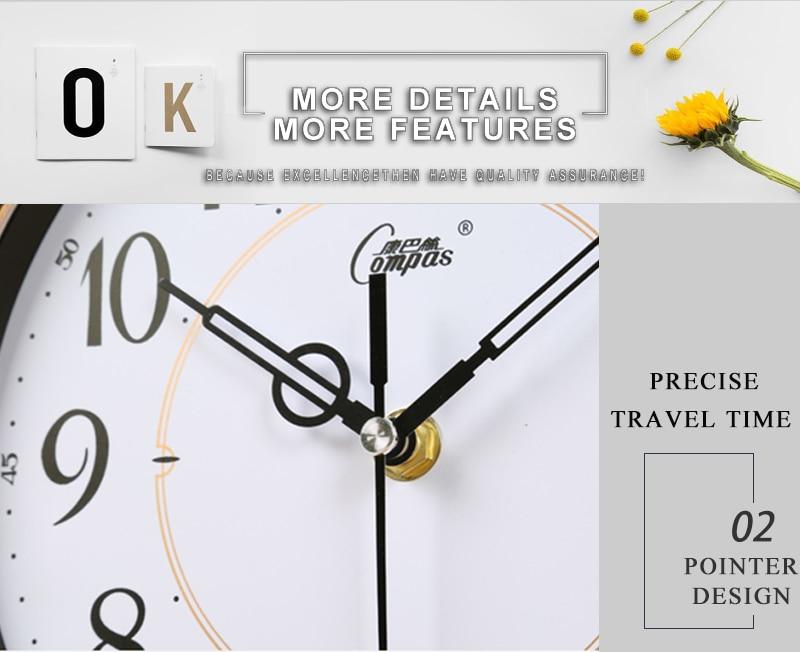 watch table digital clock shabby chic muslim azan clock horloge retro mechanical clock digital watch desk flip clock retro bamboo wood vintage klok (3)