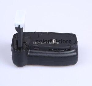 Image 2 - FREE SHIP Battery Hand Grip Holder Pack 2 Step Vertical Shutter For Nikon D5200 D5100 D5300 Digital Camera as MB D51 fit EN EL14