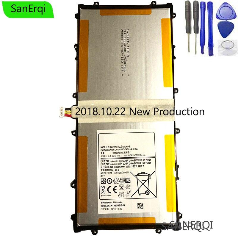 Per Samsung Google Nexus 10 GT-P8110 Batteria HA32ARB SP3496A8H Tablet Batteria Nuova di Ricambio 9000 mAh SanErqiPer Samsung Google Nexus 10 GT-P8110 Batteria HA32ARB SP3496A8H Tablet Batteria Nuova di Ricambio 9000 mAh SanErqi