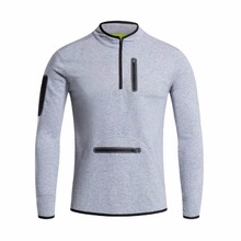 New Autumn Winter Men Tights Long Sleeve T Shirt Compression Shirt Tops Bodybuilding Fitness T-shirts