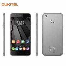 OUKITEL U7 Плюс 5.5 дюймов 1280*720 HD 4 Г FDD Мобильного Телефона Android 6.0 MTK6737 Quad Core 2 ГБ + 16 Г Сканер Отпечатков Пальцев Смартфон