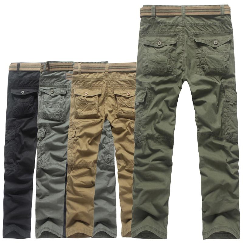 4 Kleur Plus Size 2016 Nieuwe Ontwerp Mannen Broek Multi