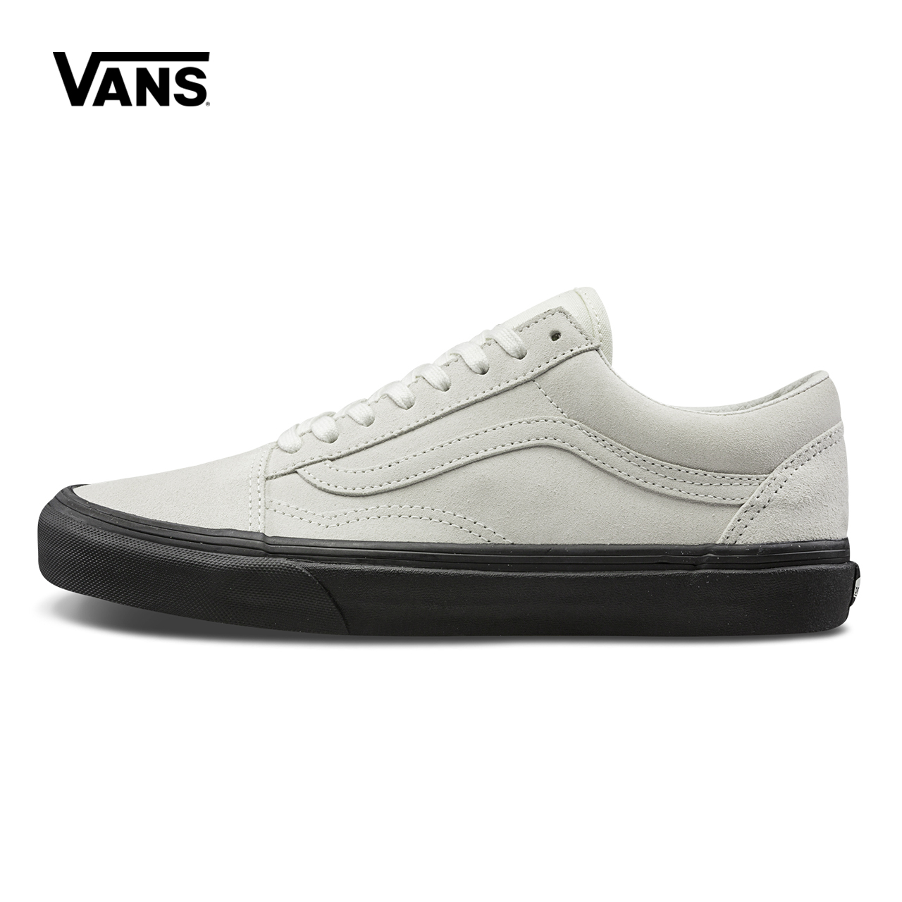 Original Vans low-top Classic MEN'S Skateboarding Shoes Old Skool Sports canvas Shoes Sneakers Breathable Male Thread Leisure