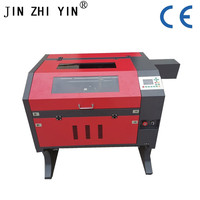 laser engraving machine 4060 50w laser engraving machine for Wood Mdf Glass