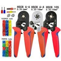 HSC8 10S 0 25 10mm2 23 7AWG Crimping Pliers HSC8 6 4 HSC8 6 6 Mini
