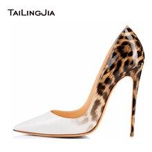 شكل بيضاء عالٍ أحذية