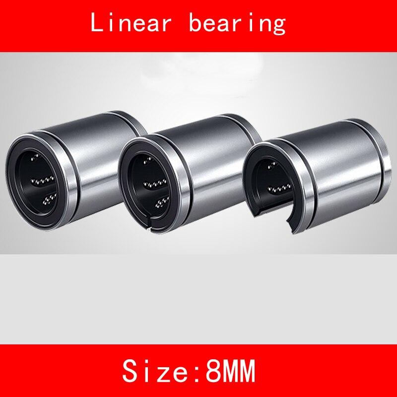 LM8UU 8mm linear ball bearing Linear Bearing 8mm 3d printer LM8 3D printer cnc parts