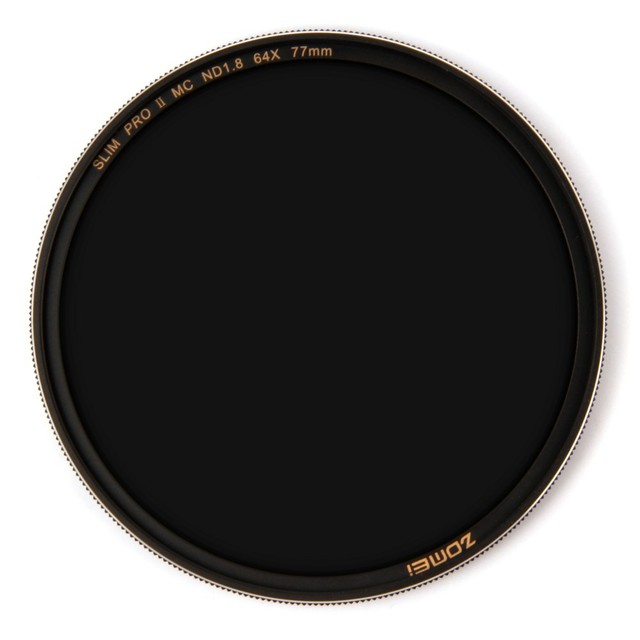 "Zomei Filtro ND8 ND64 צפיפות ניטרלי מסנן ND1000 Multicoated אופטי זכוכית מסנן רסיס מסגרת 49 52 55 58 62 67 72 77 82 מ""מ"