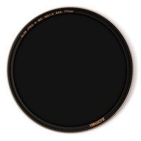 Zomei Filtro ND8 ND64 ND1000 Filter Neutral Multicoated Density Optical Glass Filter Sliver Rimmed 49 52