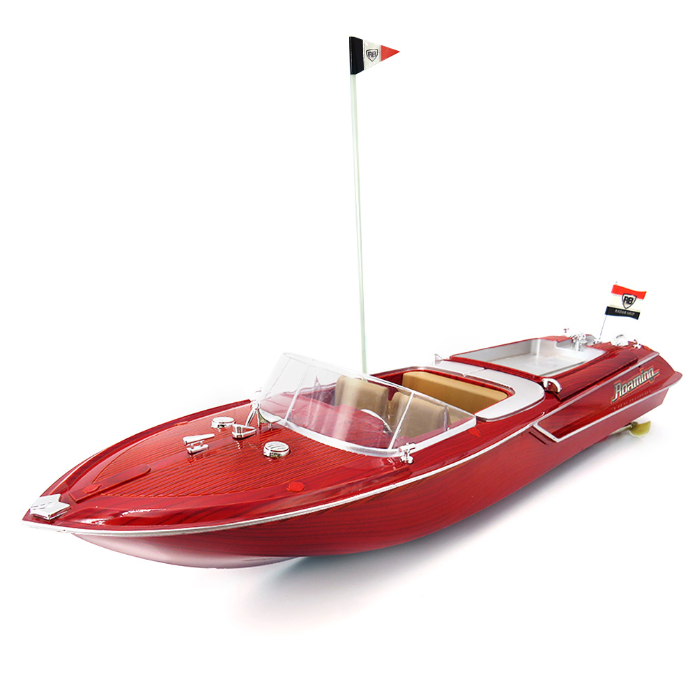 Remote Ship 20km/H High Speed RC Boat Toy 2.4GHz Wireless Remote Racing Control Boat Sailing RC Boat Children Electric Water Toy ведро для мусора 10 л brabantia touch bin 477225 матовая сталь