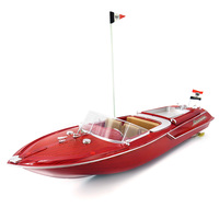 Remote Ship 20km/H High Speed RC Boat Toy 2.4GHz Wireless Remote Racing Control Boat Sailing RC Boat Children Electric Water Toy