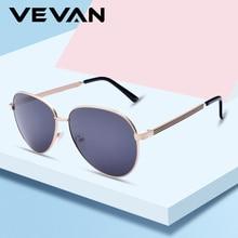 VEVAN 2019 Pilot Sunglasses Men Women Brand Designer UV400 V