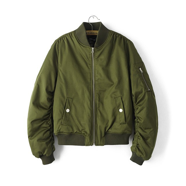 Popular Cotton Bomber Jacket-Buy Cheap Cotton Bomber Jacket lots