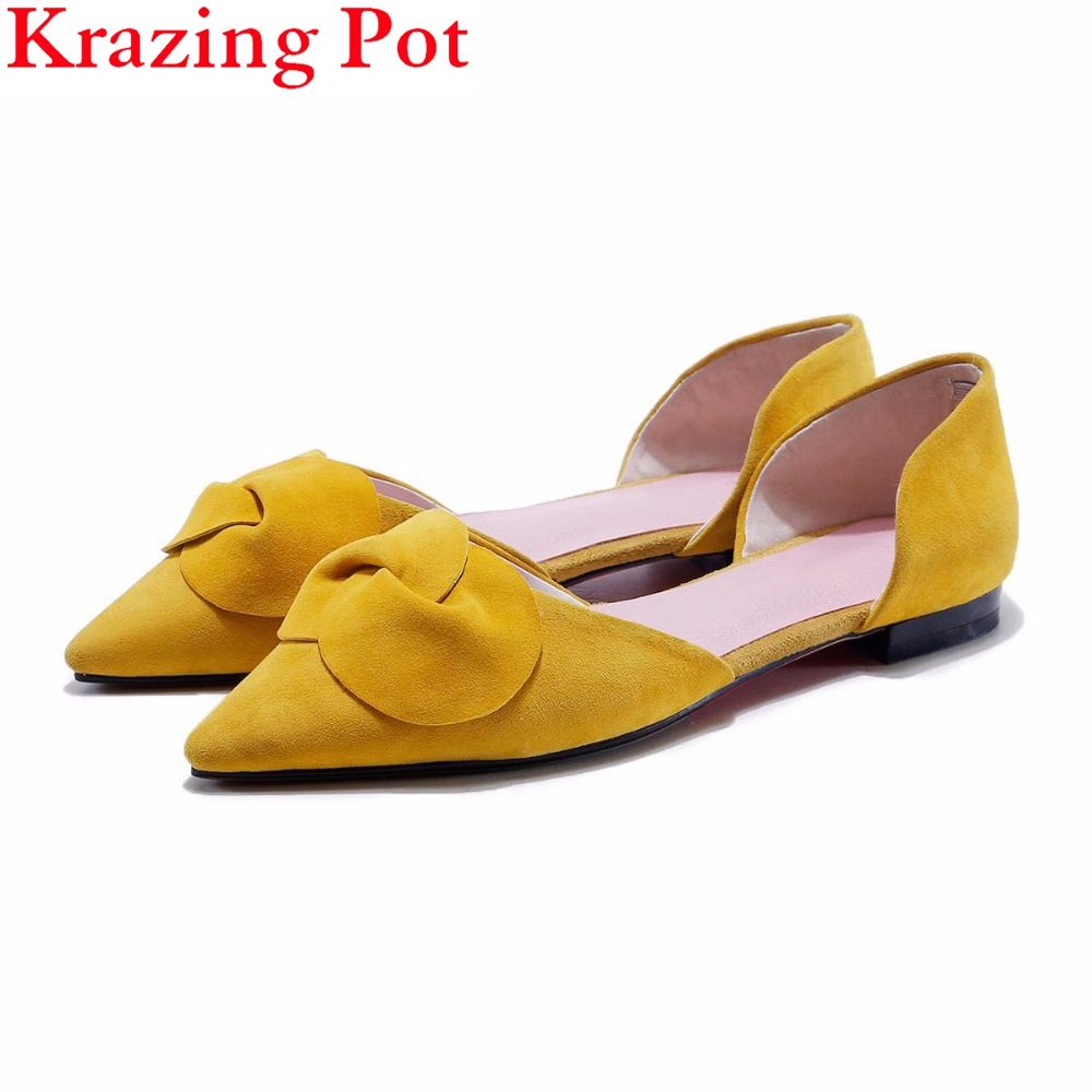 2017 Shoes Woman Fashion Pointed Toe Shallow Shallow Thick Heel Kid Suede Slip on Office Lady Pumps Brand Wedding Sexy Shoes L09 fashion brand slip on shallow round toe crystal bowtie med diamond thick heels women pumps sweet office lady runway shoes l15