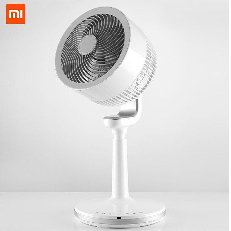 Xiaomi Lexiu Ventilateur Vertical Haute Volume D'air Ventilateur de Circulation D'air À Distance fonctionnement Livraison installation Multi-Mode Sélection Pour Famille