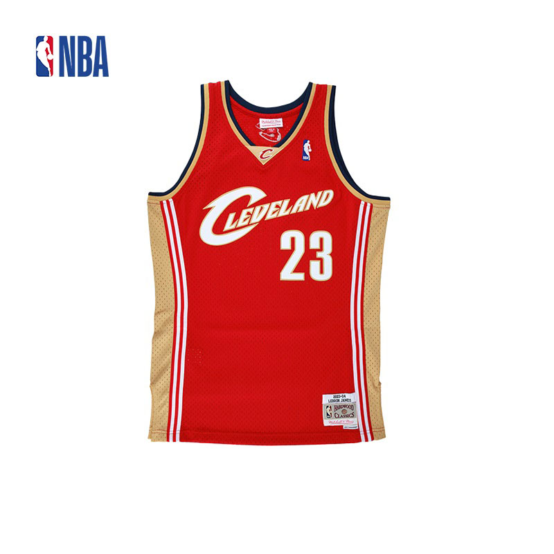 first rate 8df88 7c360 Original NBA Jerseys SWINGMAN Retro Jerseys NO.23 Cleveland ...